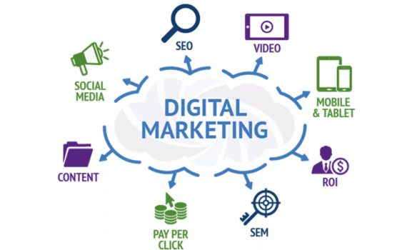 perbedaan internet digital marketing