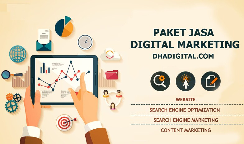 Paket Jasa Digital Marketing