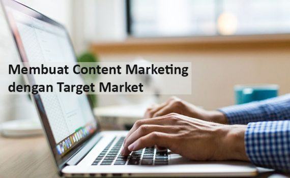 content marketing target audiens
